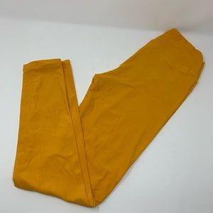 LuLaRoe orange legging